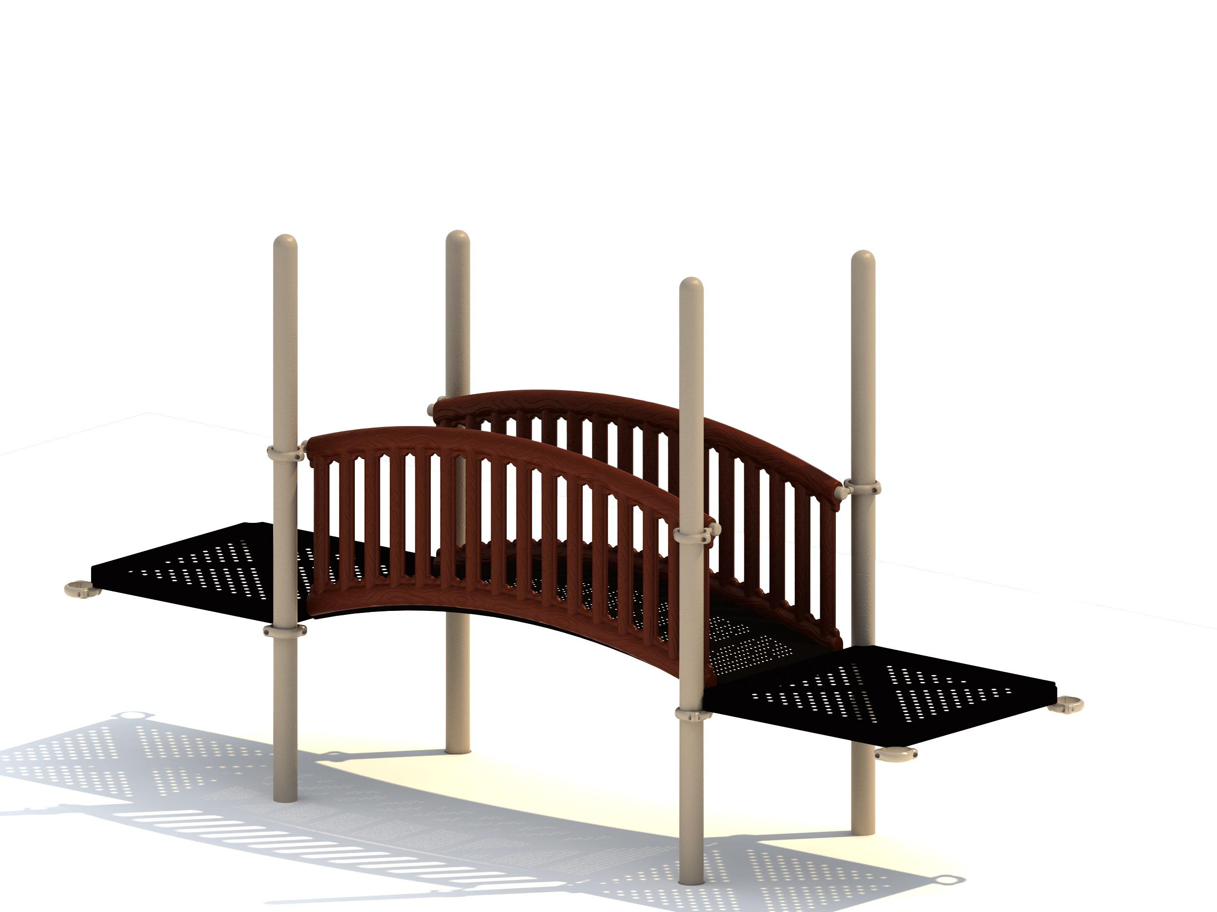 arch-bridge-plastic-handrail
