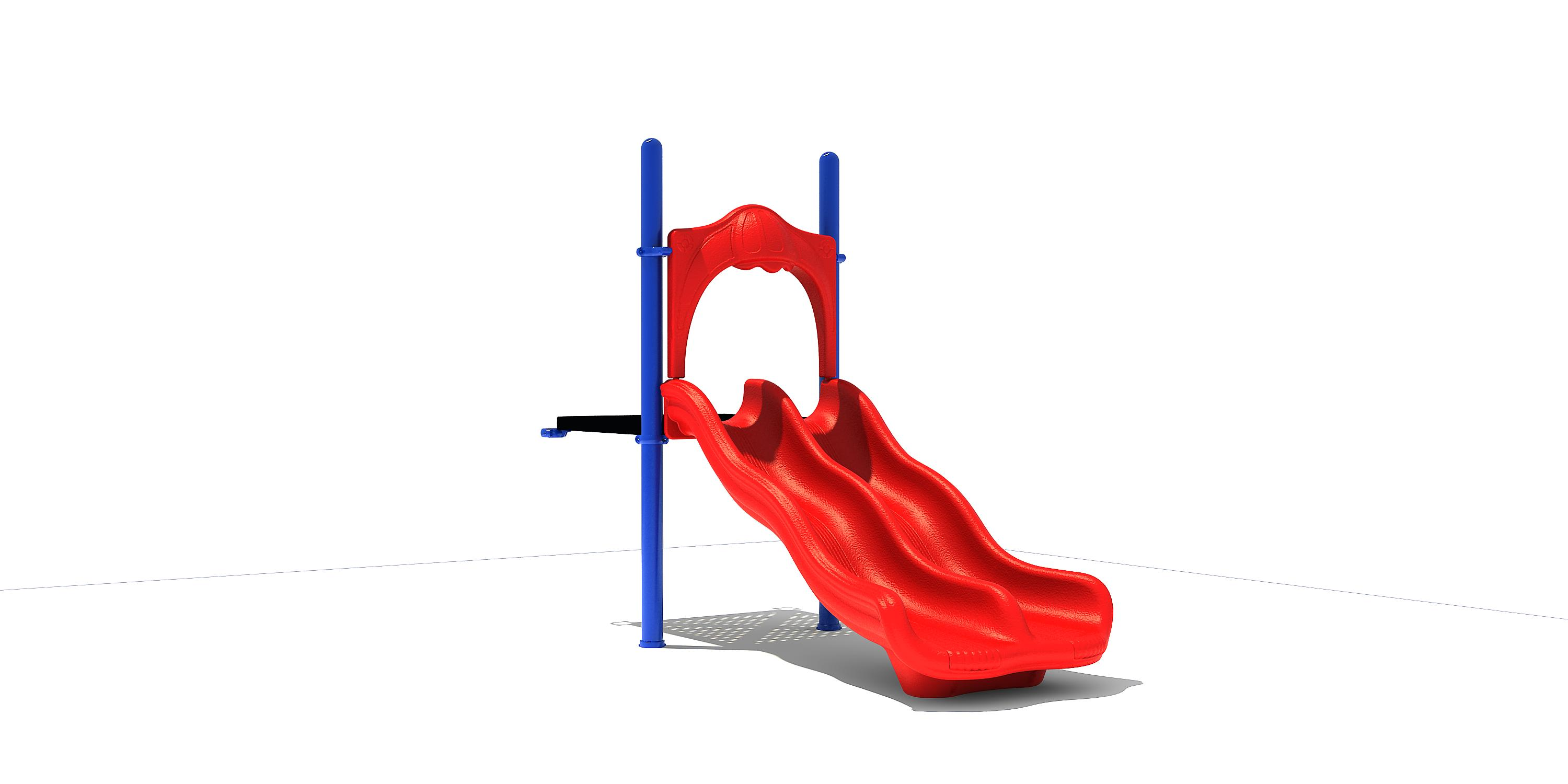 double-wave-slide