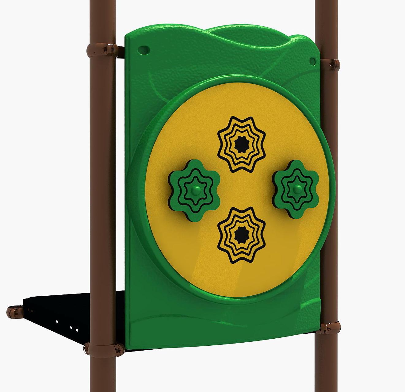 minimo-star-spinner-panel